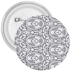 Pattern Silly Coloring Page Cool 3  Buttons
