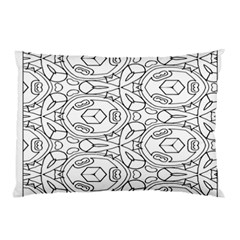 Pattern Silly Coloring Page Cool Pillow Case