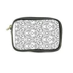 Pattern Silly Coloring Page Cool Coin Purse