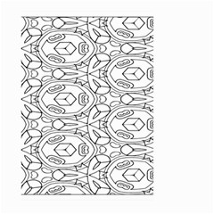 Pattern Silly Coloring Page Cool Large Garden Flag (two Sides)