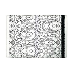 Pattern Silly Coloring Page Cool Apple Ipad Mini Flip Case