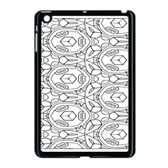Pattern Silly Coloring Page Cool Apple Ipad Mini Case (black)