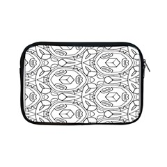 Pattern Silly Coloring Page Cool Apple iPad Mini Zipper Cases