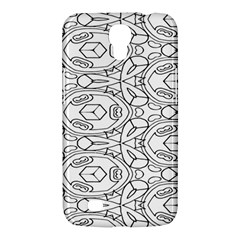 Pattern Silly Coloring Page Cool Samsung Galaxy Mega 6 3  I9200 Hardshell Case