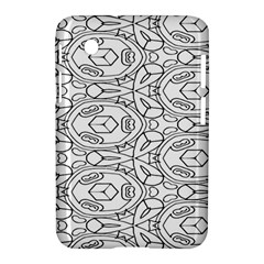 Pattern Silly Coloring Page Cool Samsung Galaxy Tab 2 (7 ) P3100 Hardshell Case