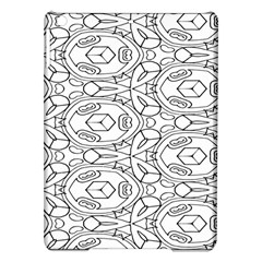 Pattern Silly Coloring Page Cool Ipad Air Hardshell Cases