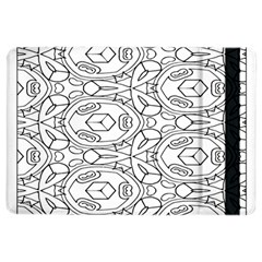 Pattern Silly Coloring Page Cool Ipad Air 2 Flip