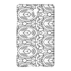 Pattern Silly Coloring Page Cool Samsung Galaxy Tab S (8 4 ) Hardshell Case