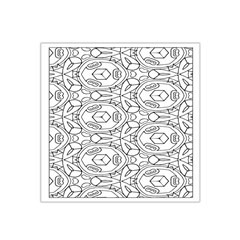 Pattern Silly Coloring Page Cool Satin Bandana Scarf