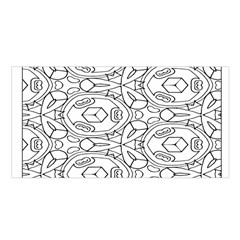 Pattern Silly Coloring Page Cool Satin Shawl