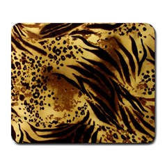 Pattern Tiger Stripes Print Animal Large Mousepads
