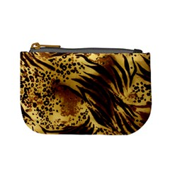 Pattern Tiger Stripes Print Animal Mini Coin Purses