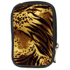 Pattern Tiger Stripes Print Animal Compact Camera Cases