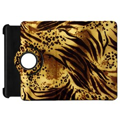 Pattern Tiger Stripes Print Animal Kindle Fire Hd 7