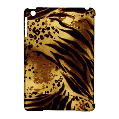 Pattern Tiger Stripes Print Animal Apple Ipad Mini Hardshell Case (compatible With Smart Cover)