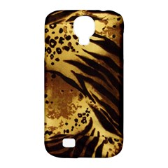 Pattern Tiger Stripes Print Animal Samsung Galaxy S4 Classic Hardshell Case (pc+silicone)