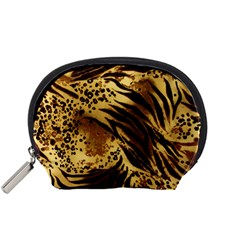 Pattern Tiger Stripes Print Animal Accessory Pouches (small)