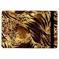 Pattern Tiger Stripes Print Animal Ipad Air Flip
