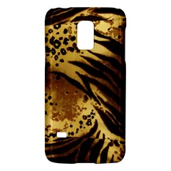 Pattern Tiger Stripes Print Animal Galaxy S5 Mini