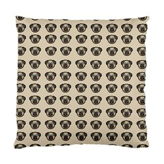 Puppy Dog Pug Pup Graphic Standard Cushion Case (one Side)