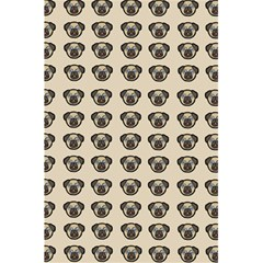 Puppy Dog Pug Pup Graphic 5 5  X 8 5  Notebooks