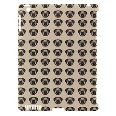Puppy Dog Pug Pup Graphic Apple Ipad 3/4 Hardshell Case (compatible With Smart Cover)