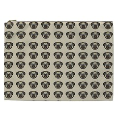Puppy Dog Pug Pup Graphic Cosmetic Bag (xxl)