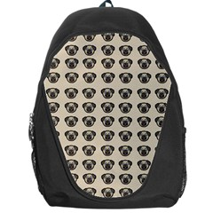 Puppy Dog Pug Pup Graphic Backpack Bag