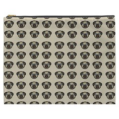 Puppy Dog Pug Pup Graphic Cosmetic Bag (xxxl)