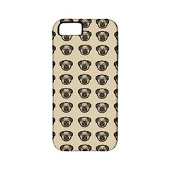 Puppy Dog Pug Pup Graphic Apple Iphone 5 Classic Hardshell Case (pc+silicone)