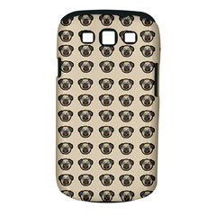 Puppy Dog Pug Pup Graphic Samsung Galaxy S Iii Classic Hardshell Case (pc+silicone)