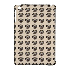 Puppy Dog Pug Pup Graphic Apple Ipad Mini Hardshell Case (compatible With Smart Cover)