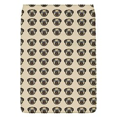 Puppy Dog Pug Pup Graphic Flap Covers (s)