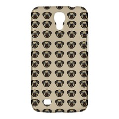 Puppy Dog Pug Pup Graphic Samsung Galaxy Mega 6 3  I9200 Hardshell Case