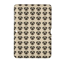 Puppy Dog Pug Pup Graphic Samsung Galaxy Tab 2 (10 1 ) P5100 Hardshell Case
