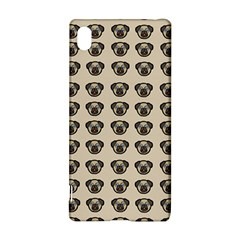 Puppy Dog Pug Pup Graphic Sony Xperia Z3+