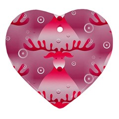 Seamless Repeat Repeating Pattern Ornament (heart)