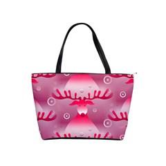 Seamless Repeat Repeating Pattern Shoulder Handbags