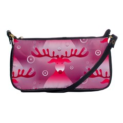 Seamless Repeat Repeating Pattern Shoulder Clutch Bags