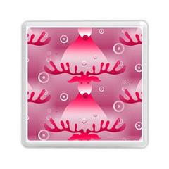Seamless Repeat Repeating Pattern Memory Card Reader (square)