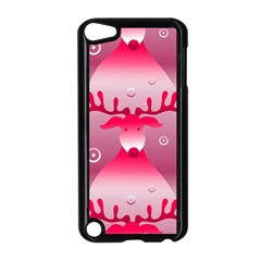 Seamless Repeat Repeating Pattern Apple Ipod Touch 5 Case (black)