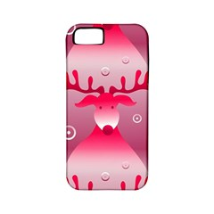 Seamless Repeat Repeating Pattern Apple Iphone 5 Classic Hardshell Case (pc+silicone)