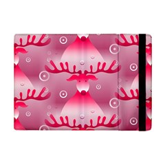 Seamless Repeat Repeating Pattern Ipad Mini 2 Flip Cases