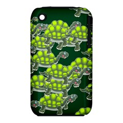 Seamless Tile Background Abstract Turtle Turtles Iphone 3s/3gs
