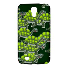 Seamless Tile Background Abstract Turtle Turtles Samsung Galaxy Mega 6 3  I9200 Hardshell Case