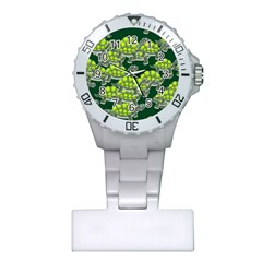 Seamless Tile Background Abstract Turtle Turtles Plastic Nurses Watch