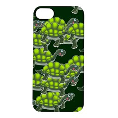 Seamless Tile Background Abstract Turtle Turtles Apple Iphone 5s/ Se Hardshell Case