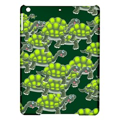 Seamless Tile Background Abstract Turtle Turtles Ipad Air Hardshell Cases