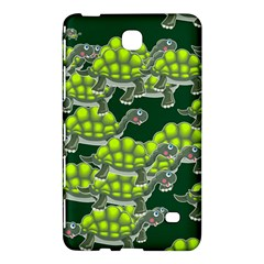 Seamless Tile Background Abstract Turtle Turtles Samsung Galaxy Tab 4 (7 ) Hardshell Case