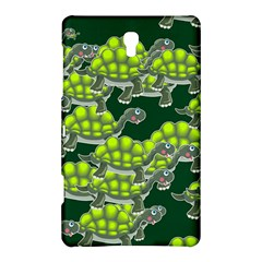 Seamless Tile Background Abstract Turtle Turtles Samsung Galaxy Tab S (8 4 ) Hardshell Case